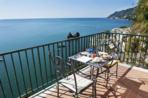 Amalfi Coast Italy wedding in Bristol hotel