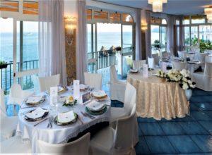 San Valentino a Salerno - la vista panoramica del nostro ristorante